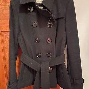 Burberry trench coat 80%wool 20% cashmere size 38IT